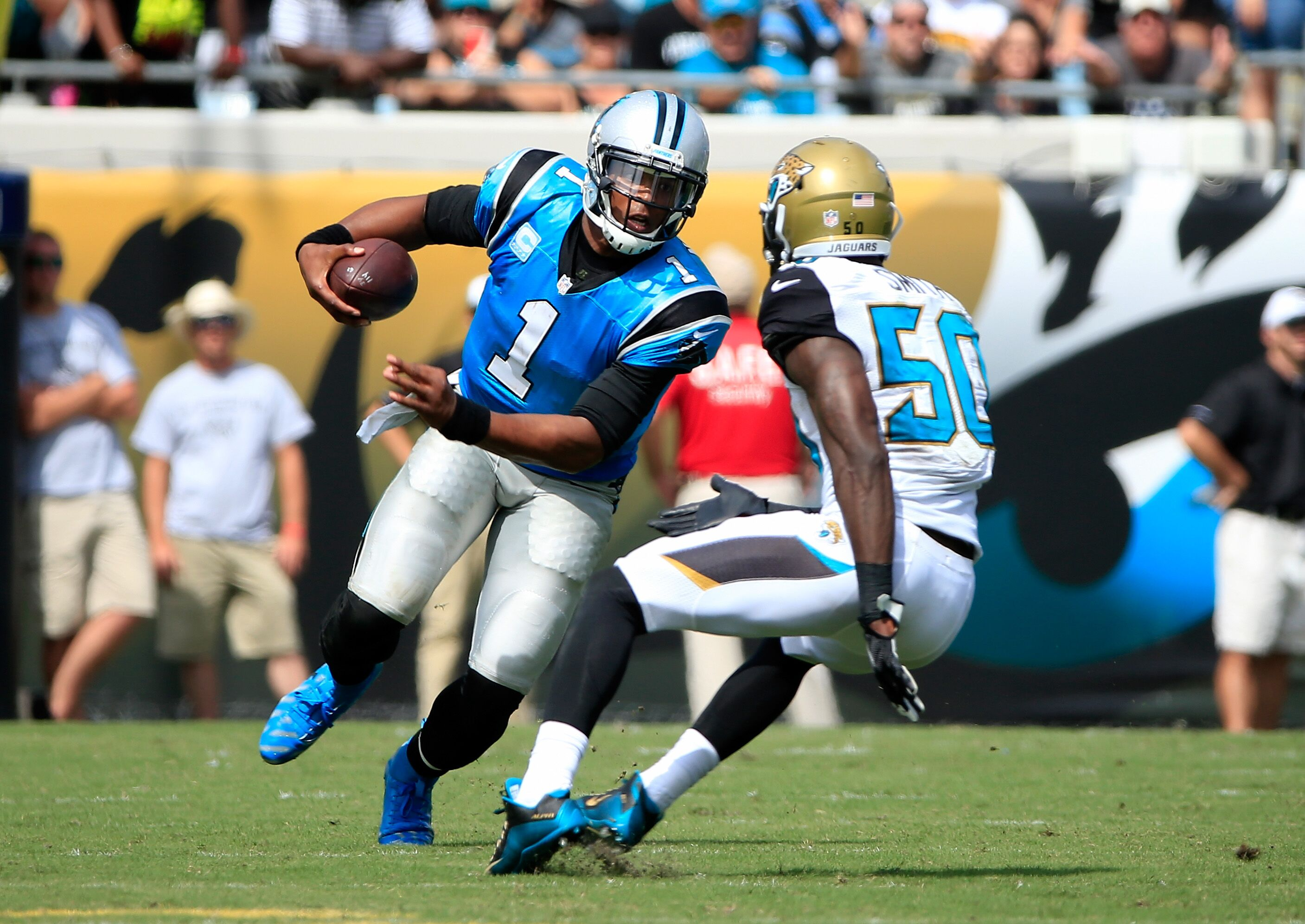 Jaguars Vs Panthers Preview Tv Coverage And Streams