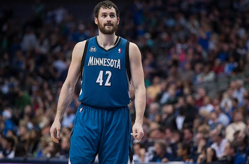 Report: Timberwolves Looking To Deal Kevin Love This Month