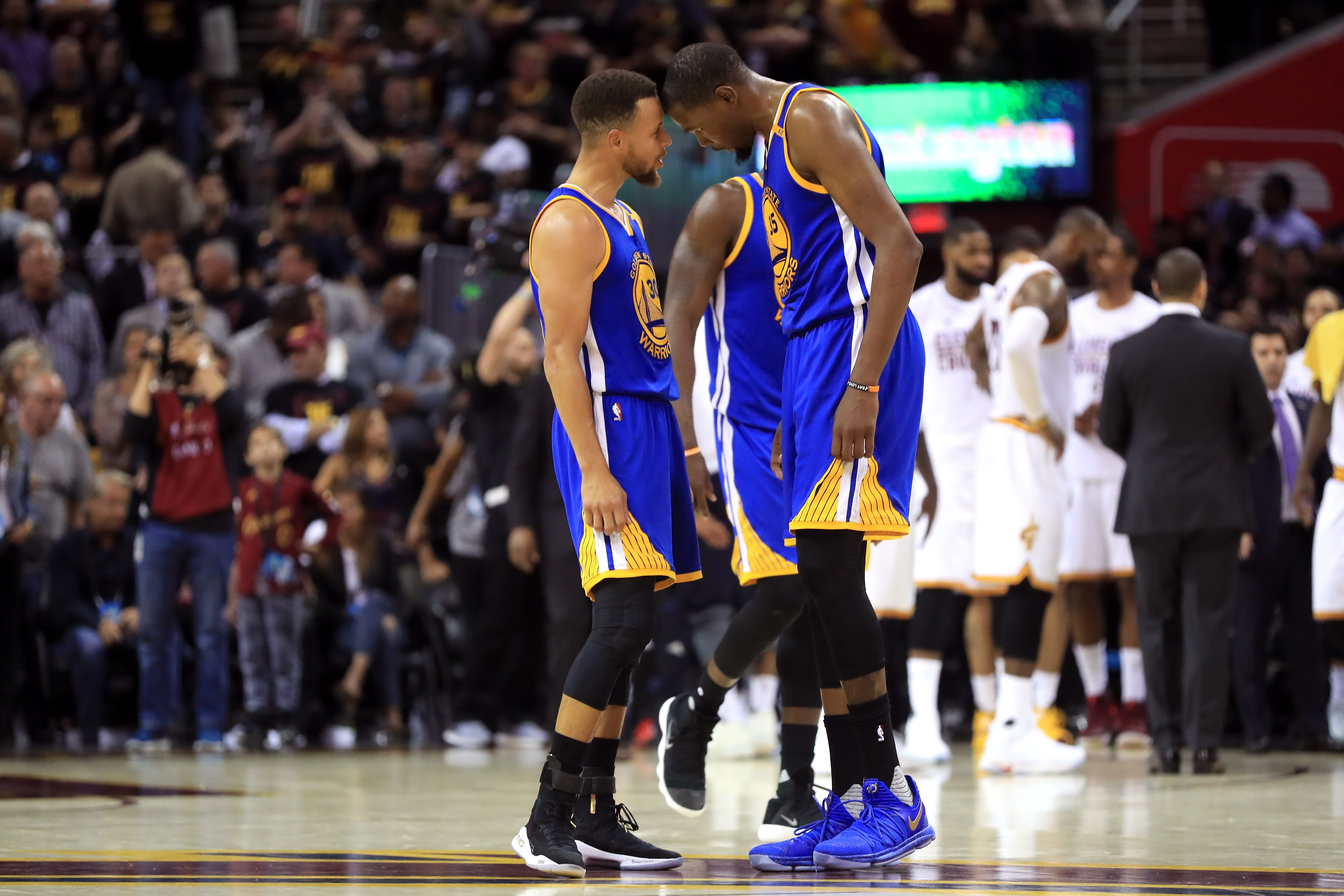 Golden State Warriors: Is Stephen Curry actually better than Kevin Durant?