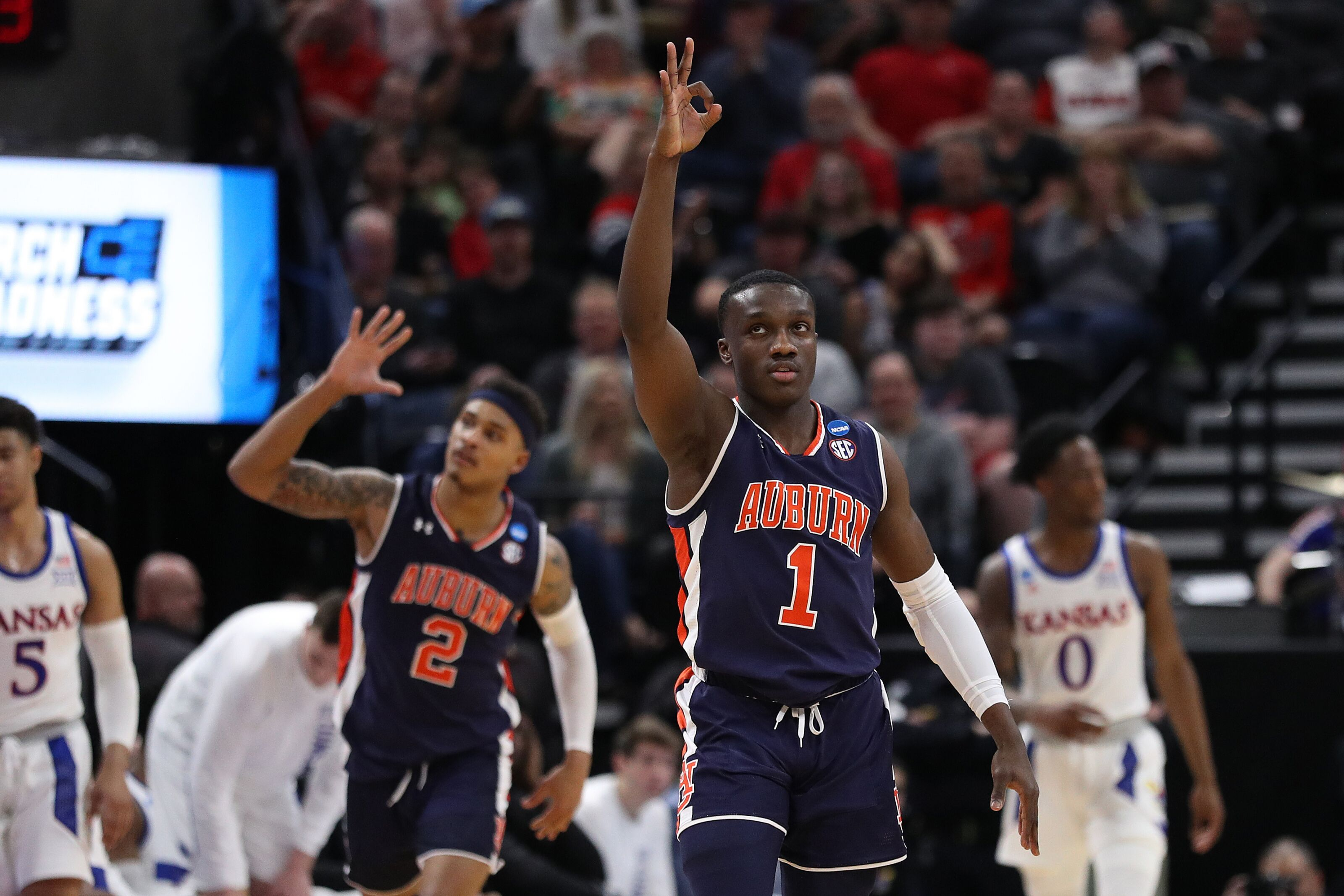 Projecting Auburn's NCAA Tournament bracketology (Jan. 28)