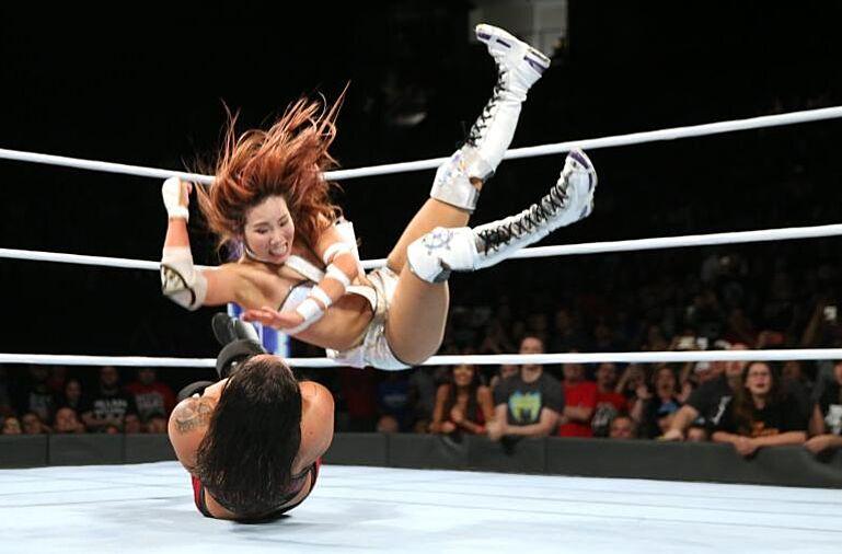 WWE: Kairi Sane Shows Her Killer Instinct, So Is Shayna Baszler Ready?