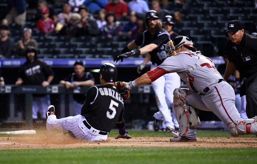 Nationals Werth S On Base Streak Reaches 44 In Loss To