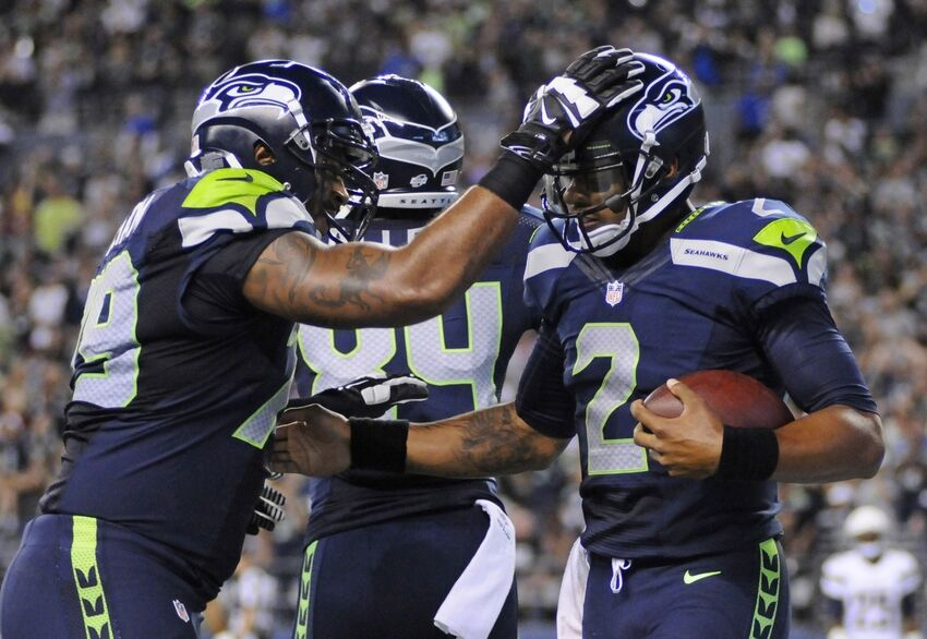 Seattle Seahawks Position Battles The Argument For