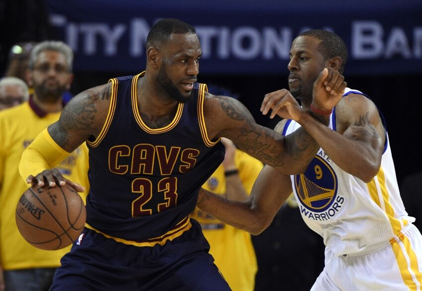 Why The Cavs Can Beat Golden State Without Kyrie Irving