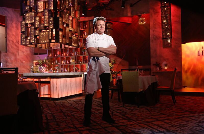 Watch The Latest Episode Of Hell S Kitchen