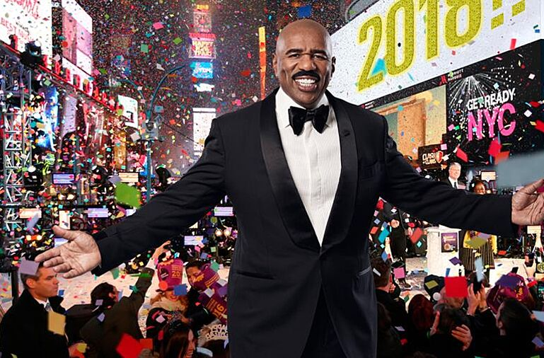 Fox's New Year's Eve with Steve Harvey: Live From Times ...