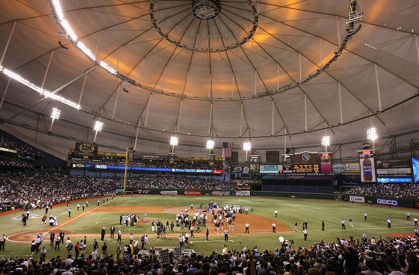 Rays announce new stadium, but should they just relocate ...