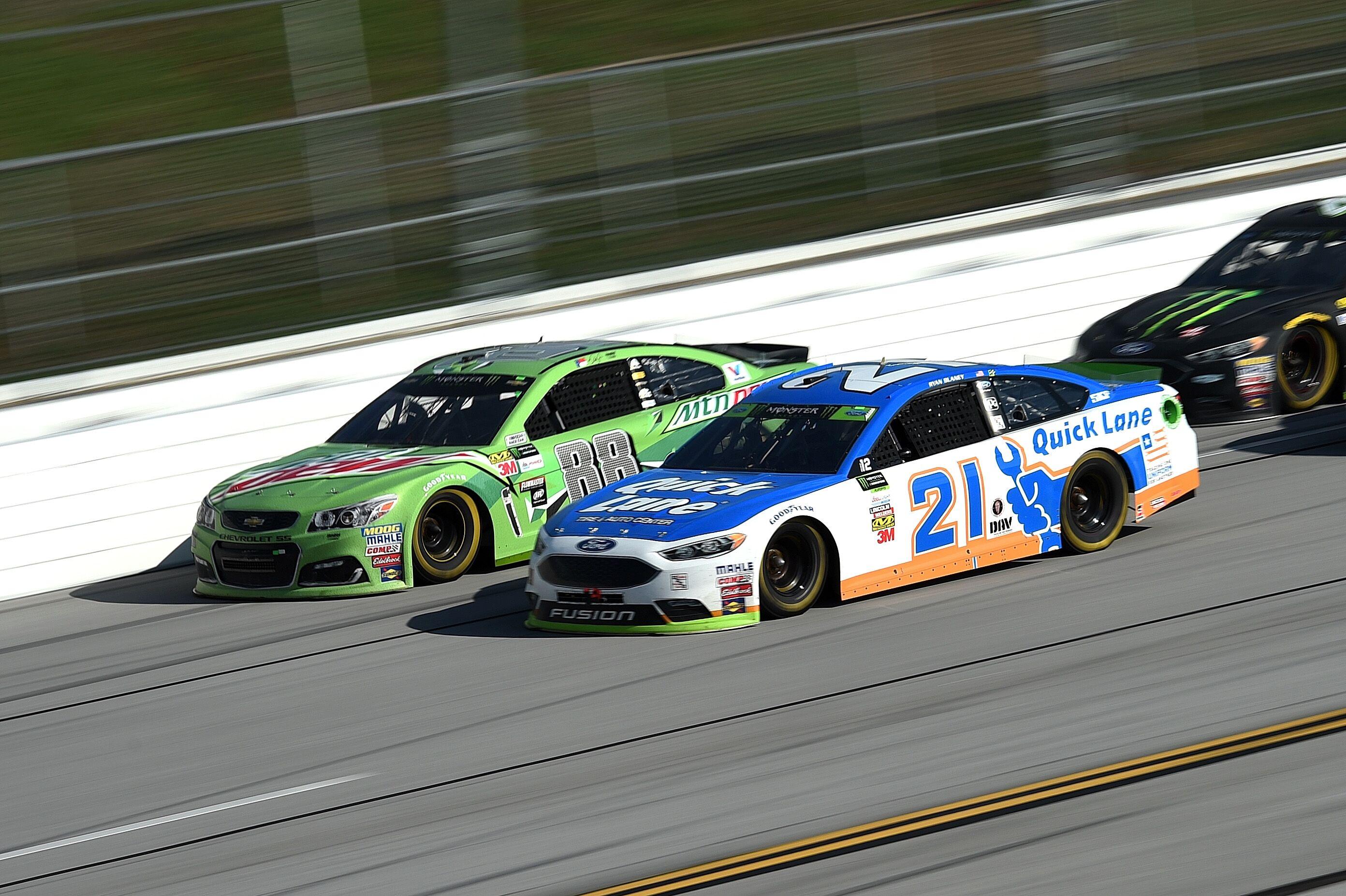 Final Dale Earnhardt Jr Talladega Race Provides Nascar
