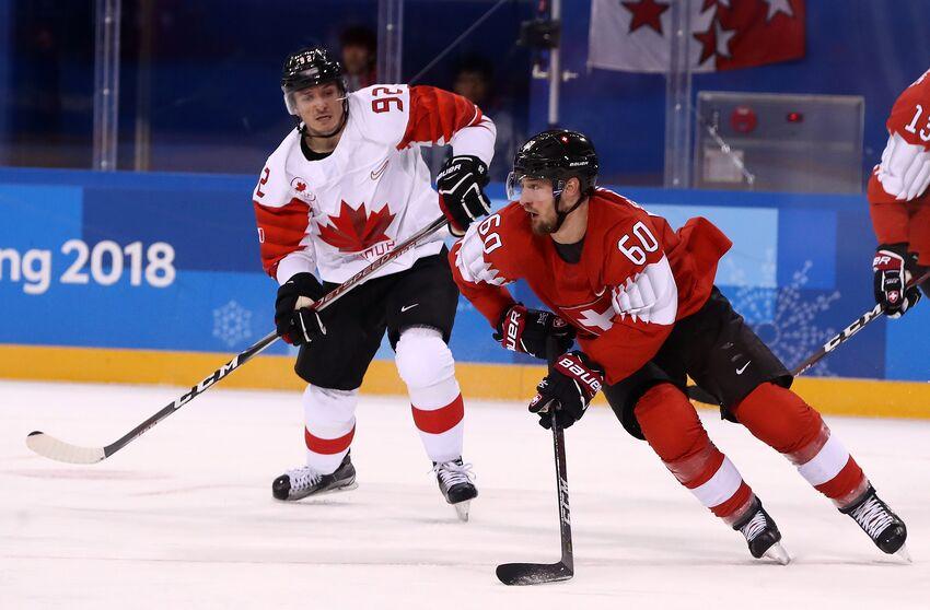 Olympics men's hockey, Canada vs. Czech Republic live ...