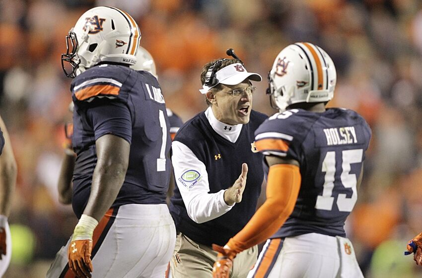 Auburn Football: Harbison Is Out, But Who Will Replace Him?
