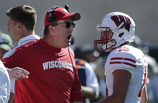 Michigan Football: Getting to Know 8th-Ranked Wisconsin