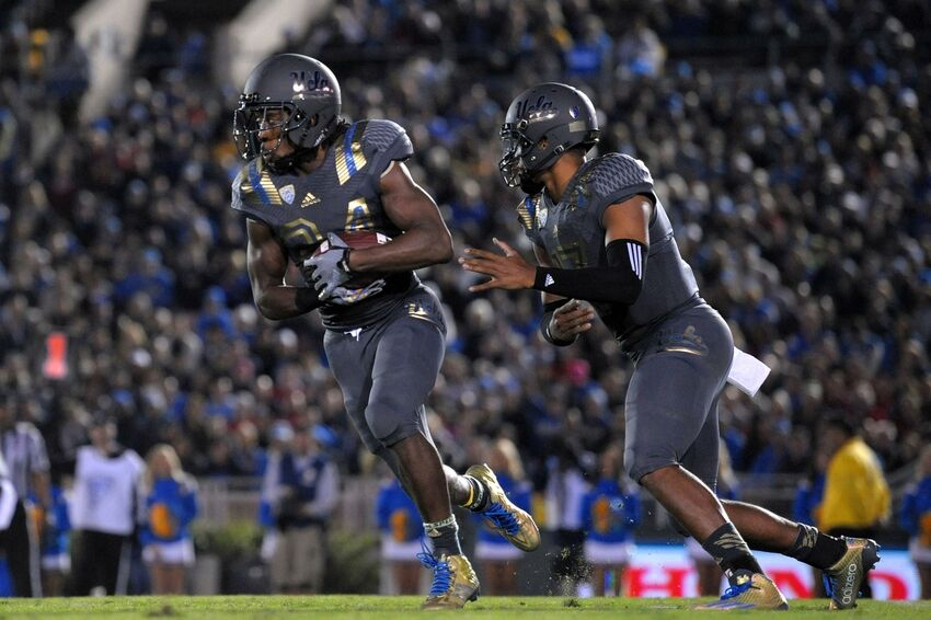 Ucla To Wear Their Quot City Quot Alternate Uniforms October 22 Vs Cal