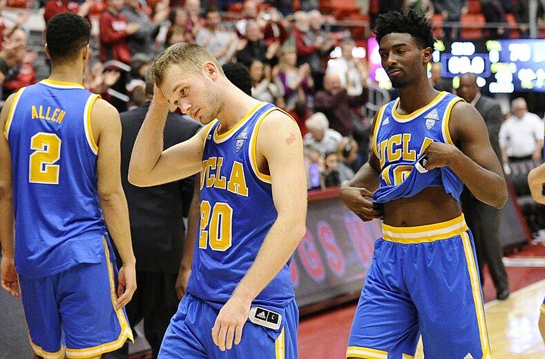 UCLA Basketball Is Back Into Old Habits