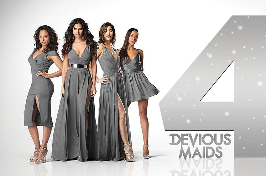 devious maids stream