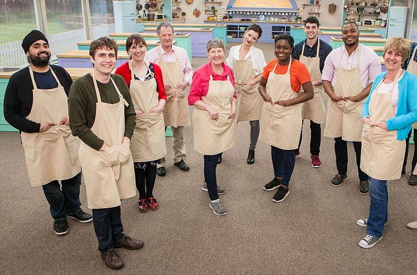 'Great British Bake off' Series 7 Episode 1 Live-stream ...