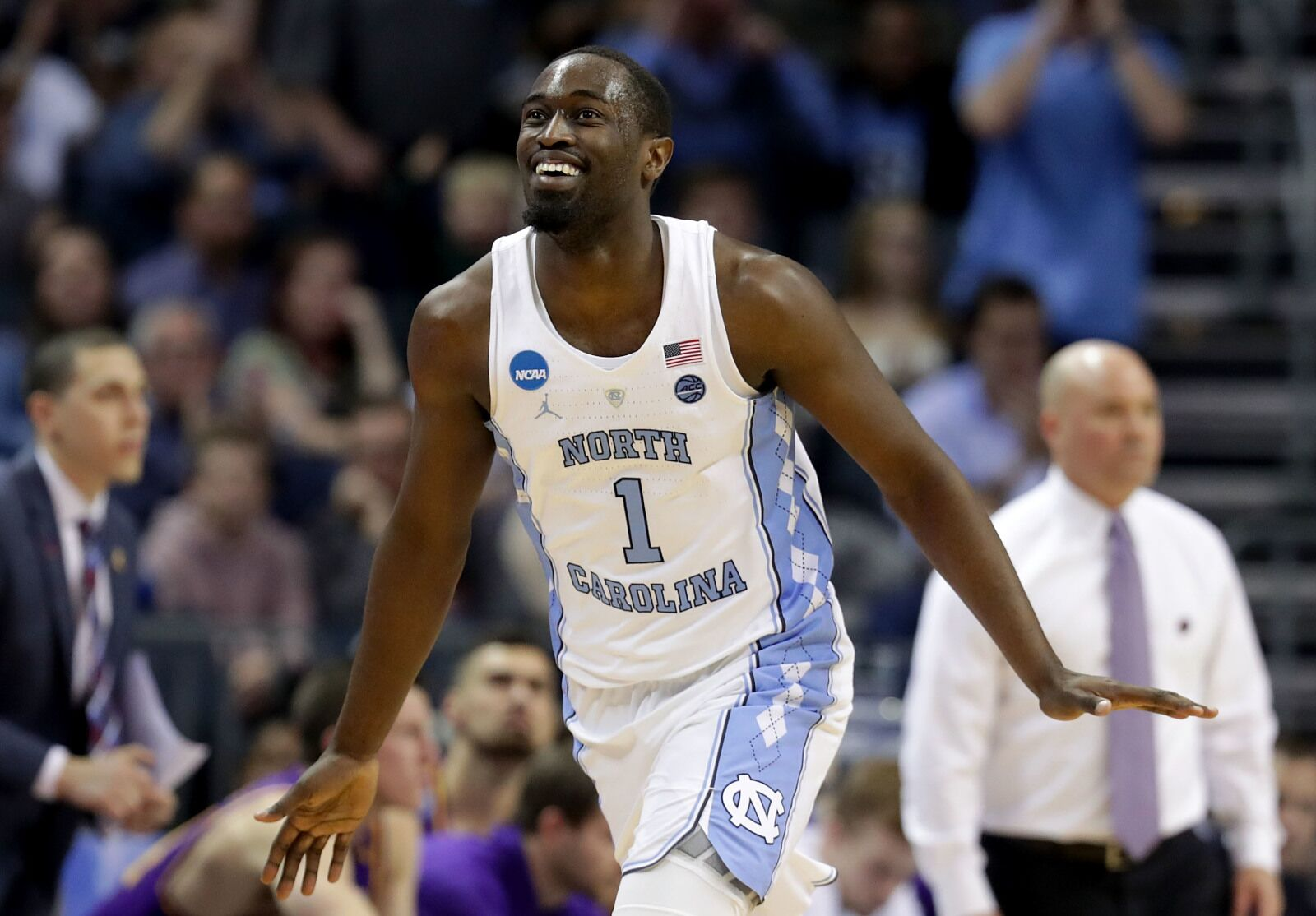 UNC Basketball: Theo Pinson to participate in NBA Draft ...