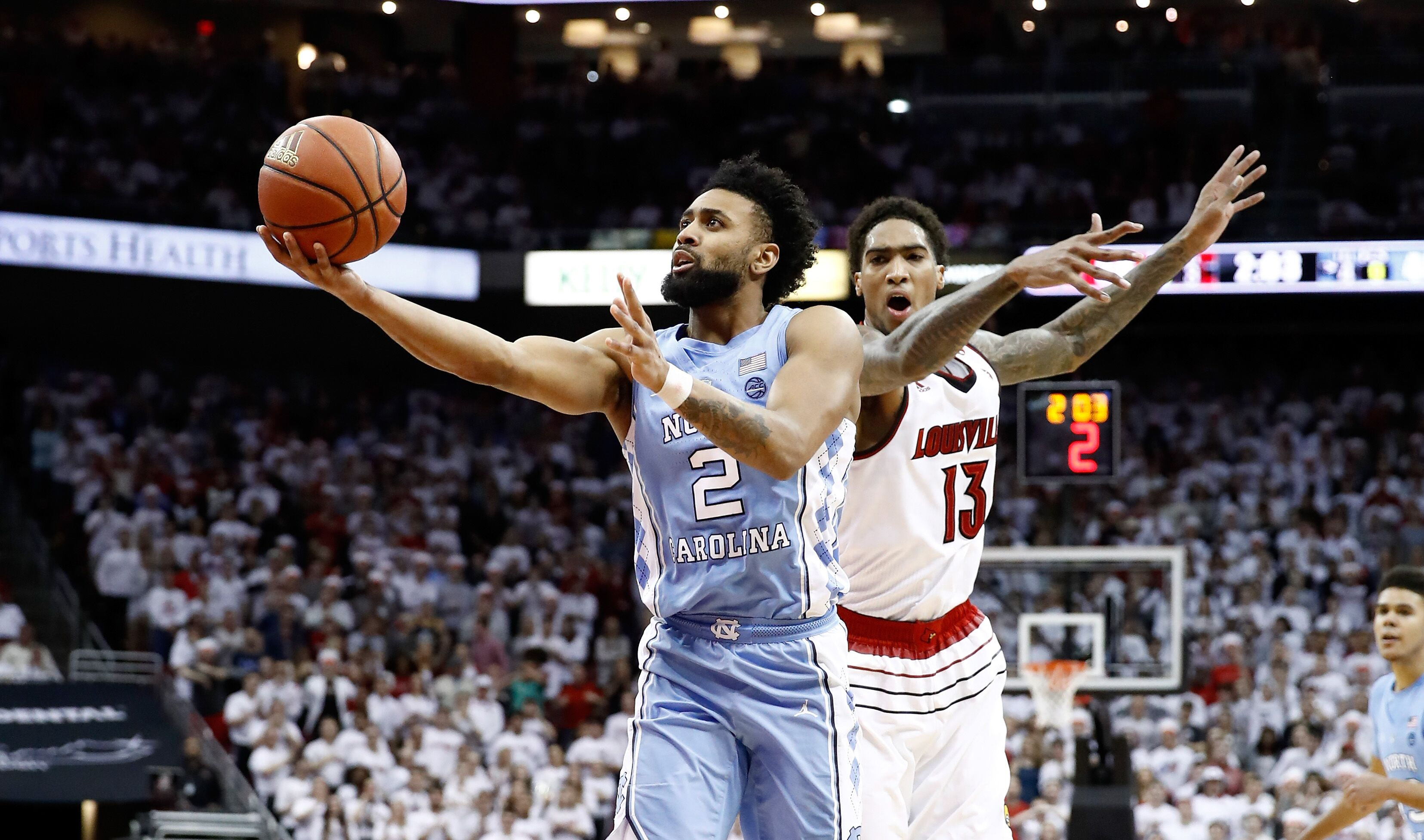 UNC Basketball: Tar Heels control pace in win over Cardinals