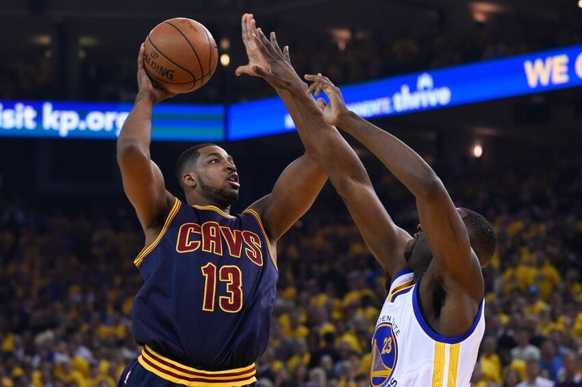 Tristan Thompson Likely To Re-Sign with Cavaliers