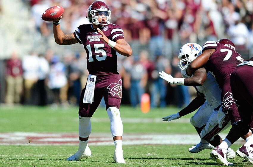 2017 Mississippi State Bulldogs Stats | College Football ...
