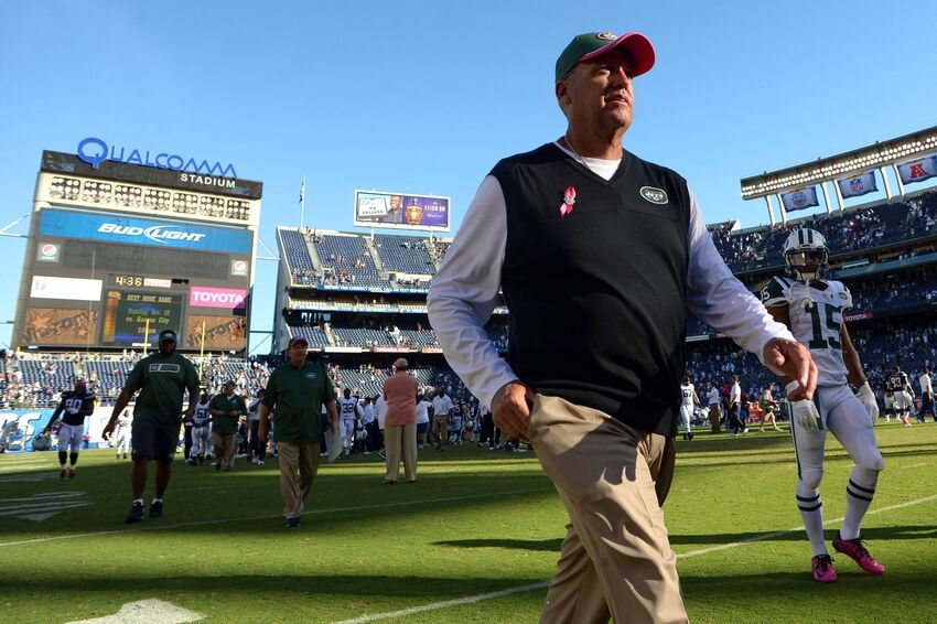 Where Could Rex Ryan Go After New York Jets