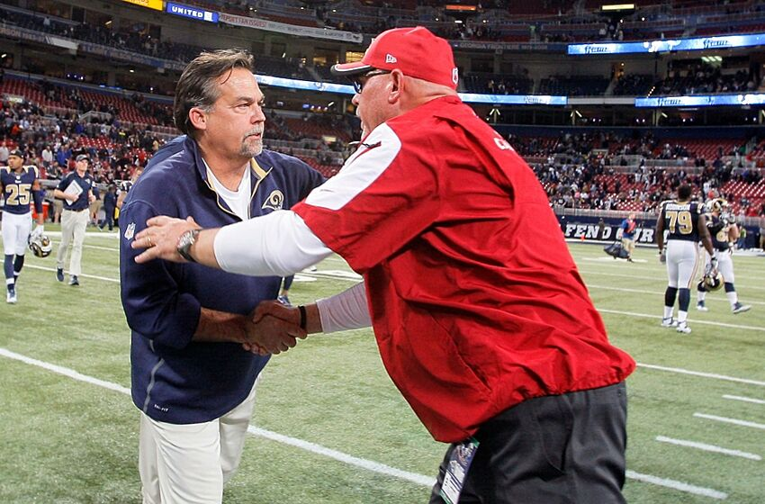 Jeff Fisher Waited Two Years To Perfectly Troll Bruce Arians
