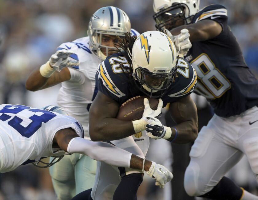 San Diego Chargers Expectations For Melvin Gordon In 2015