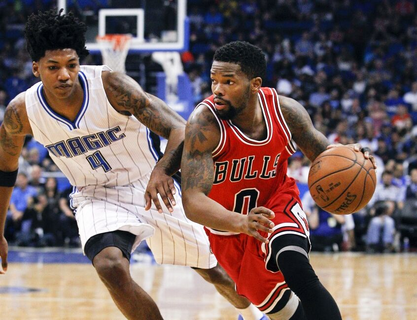 Orlando Magic vs Chicago Bulls Featured Matchup: Benches