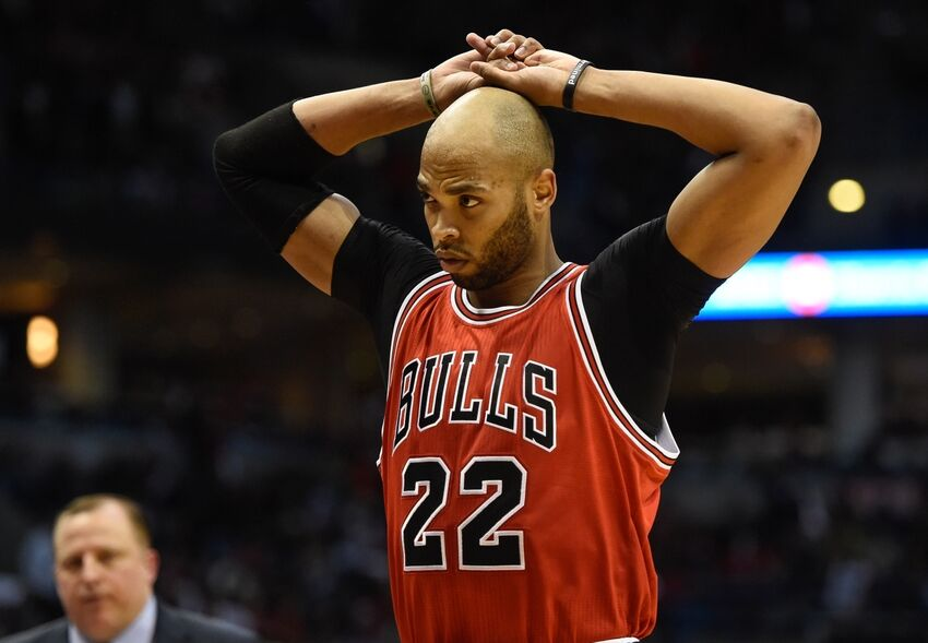 Taj Gibson: The Elephant In The Room For The Bulls?