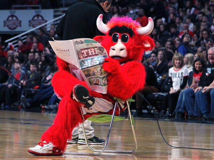 Benny the Bull Leaving Chicago for New Opportunities