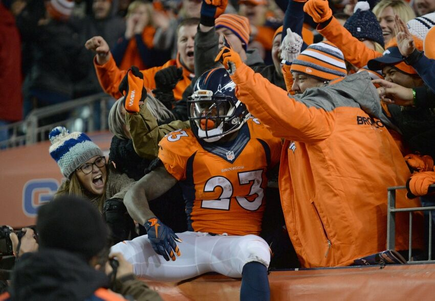 Denver Broncos Are Interested In Resigning Ronnie Hillman