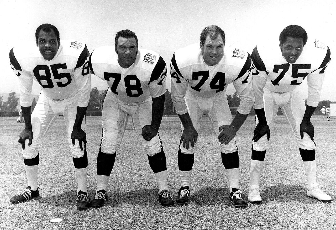Is The Rams Potential To Recreate The Fearsome Foursome