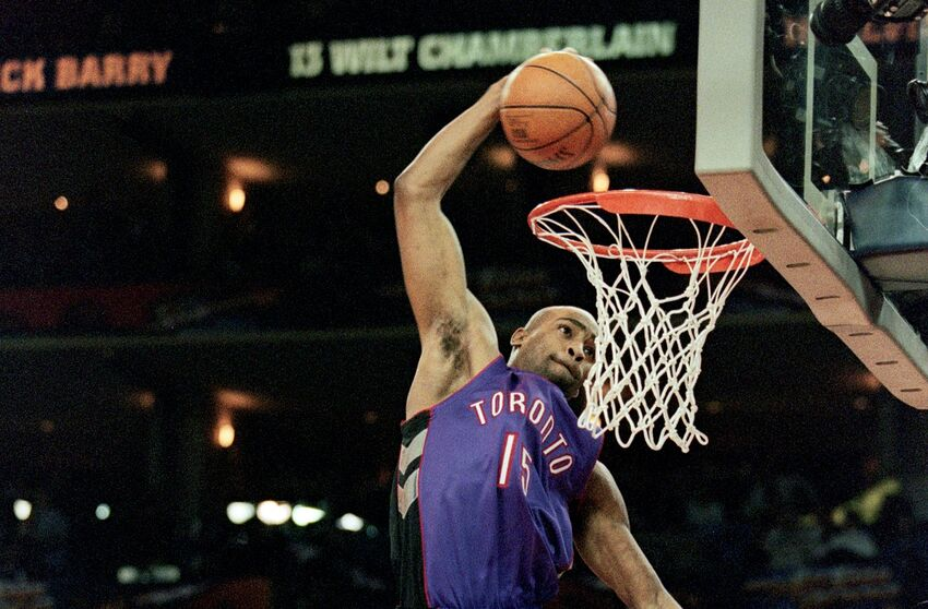 World Biggest In The Dunk: Toronto Raptors: 23 Days Of History