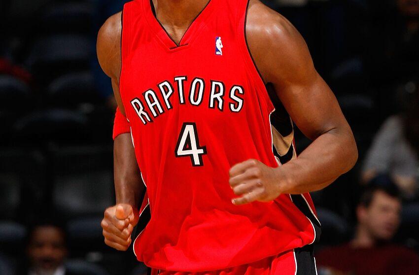 Chris Bosh says it was 'scary' leaving Toronto