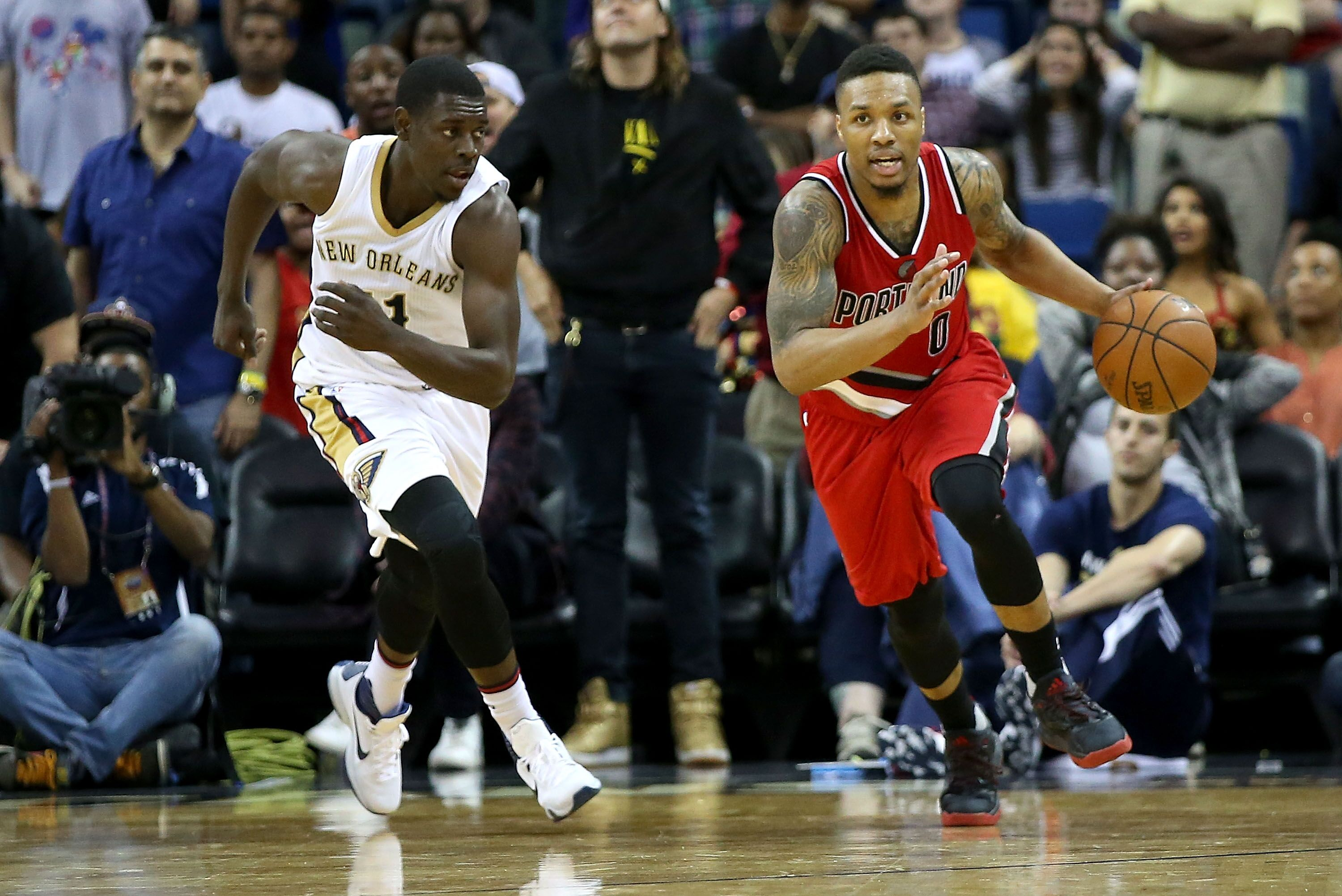 Pelicans Vs Trail Blazers Detail: Blazers Host Pelicans Saturday For Second Matchup Of Season