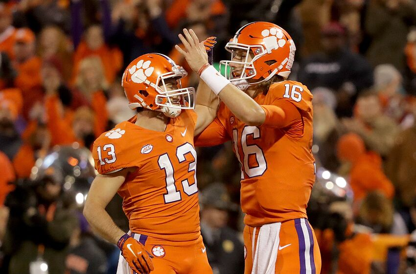 Clemson Football: Hunter Renfrow set to make impact in ...