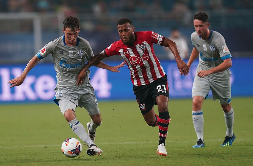 Kunshan Sports Center: Pre-season Friendly Preview: Southampton Vs Jiangsu Suning