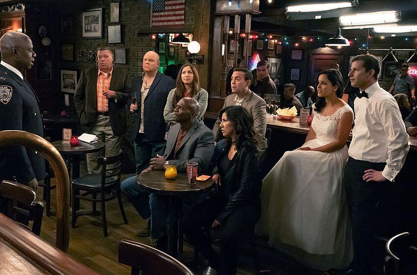 Brooklyn Nine-Nine season 6 review: New Network. Same Squad.