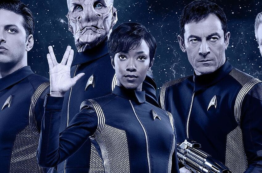 Star Trek Discovery Amazon Prime