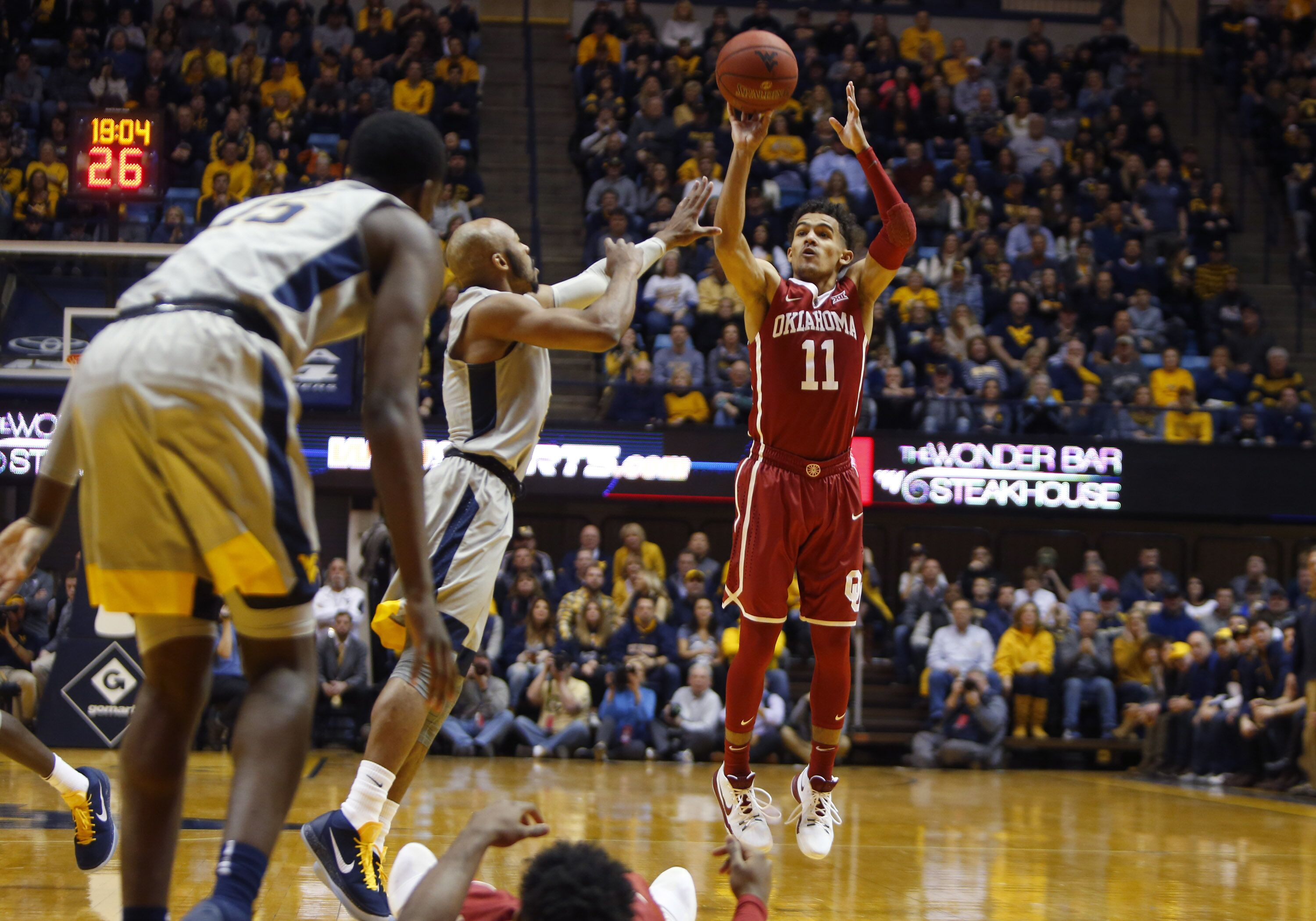 2018 NBA Draft: Is Trae Young the next Stephen Curry?