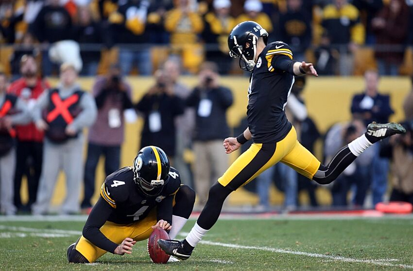 Steelers' offseason: battle at kicker - Still Curtain