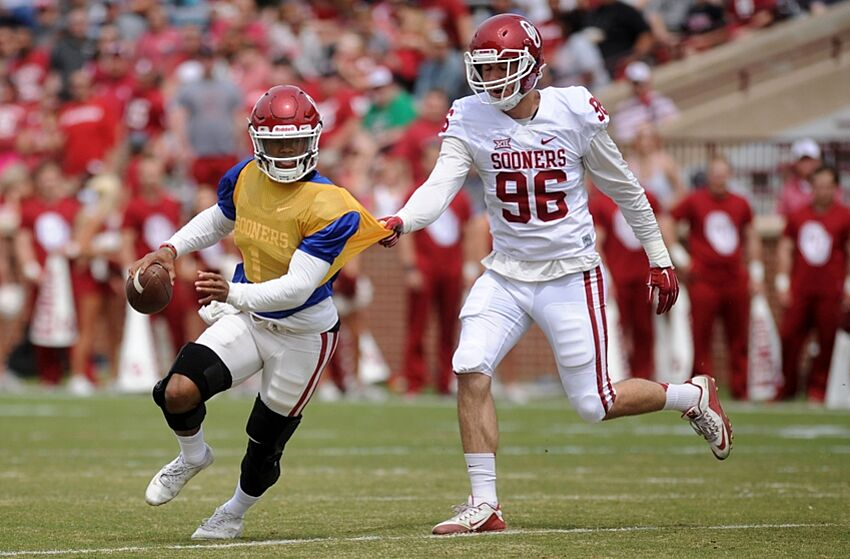A&M Transfer Kyler Murray Already Contributing to Sooners