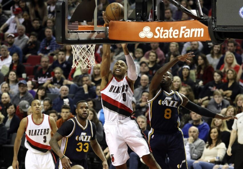Four-Point Play: Utah Jazz Fall to Portland Trail Blazers