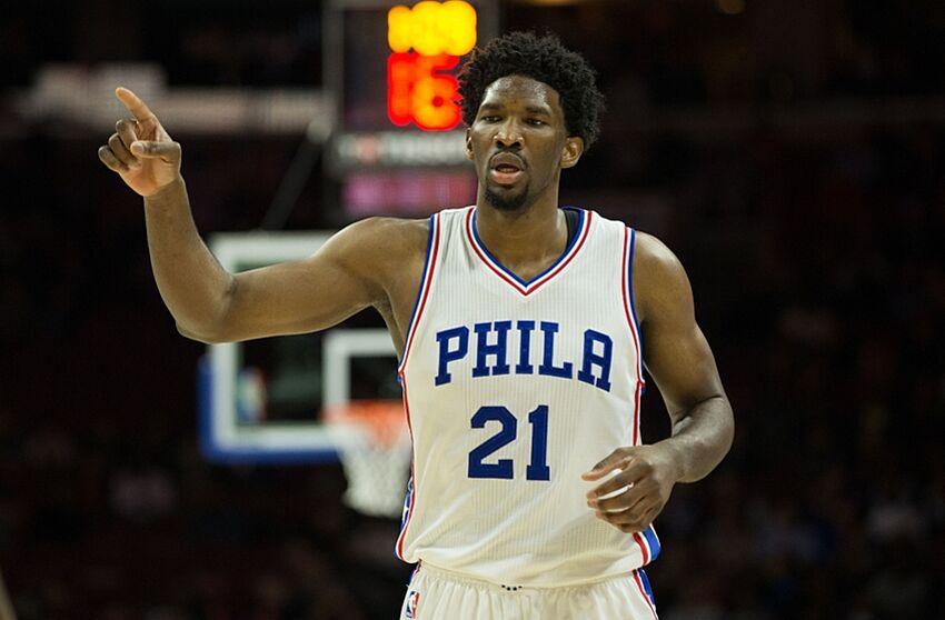 Philadelphia 76ers Joel Embiid Making Philly Basketball ...