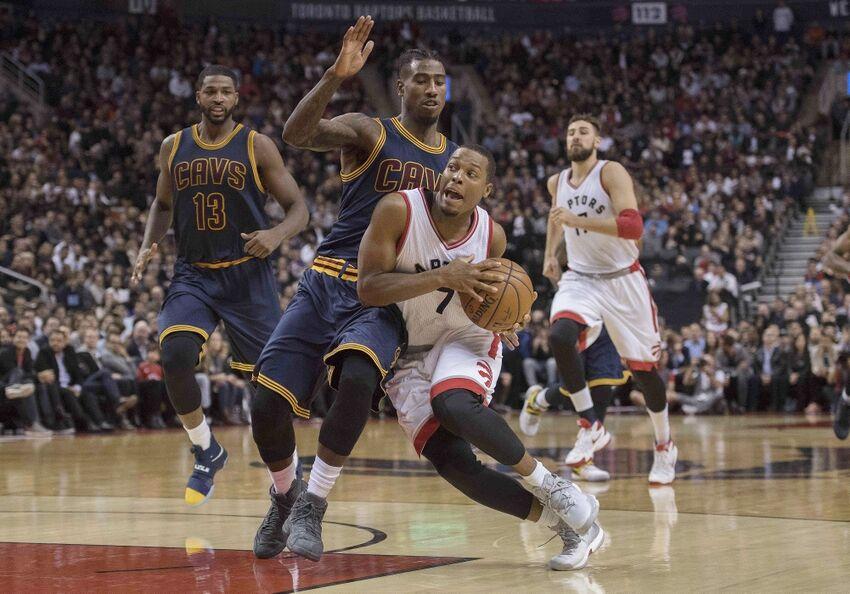 Despite Second Half Surge, Toronto Raptors Fall 94-91 to Cavaliers