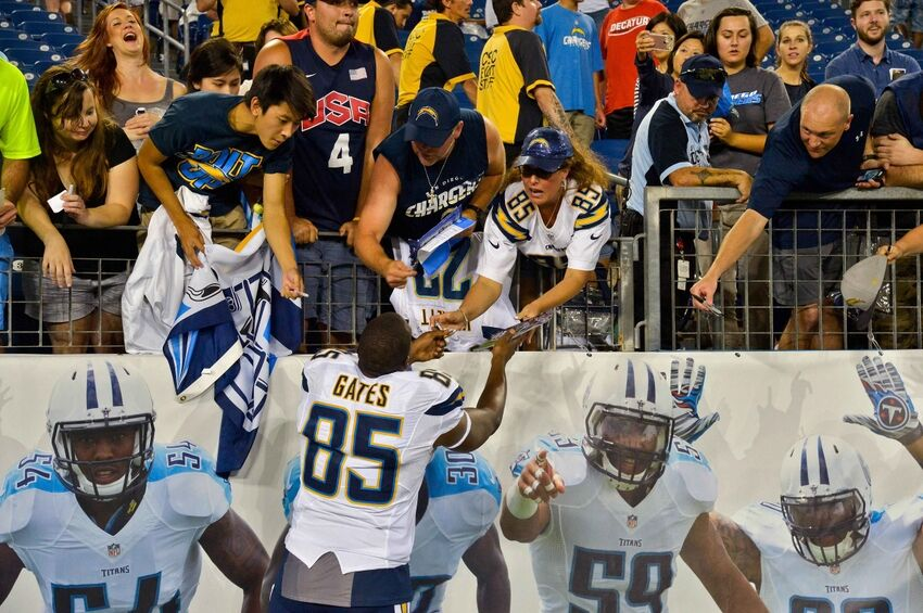 Tennessee Titans Vs San Diego Chargers Matchups To Watch