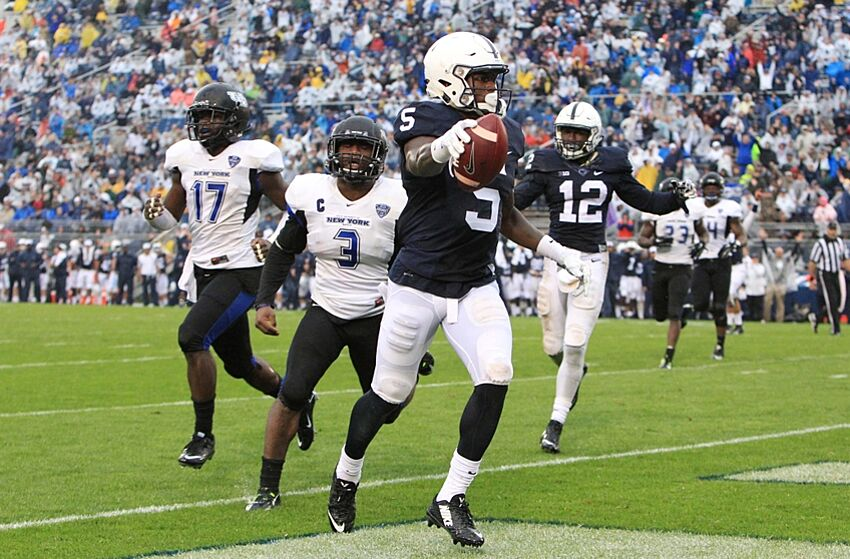 Penn State Football: Nittany Lions Open as Favorites ...