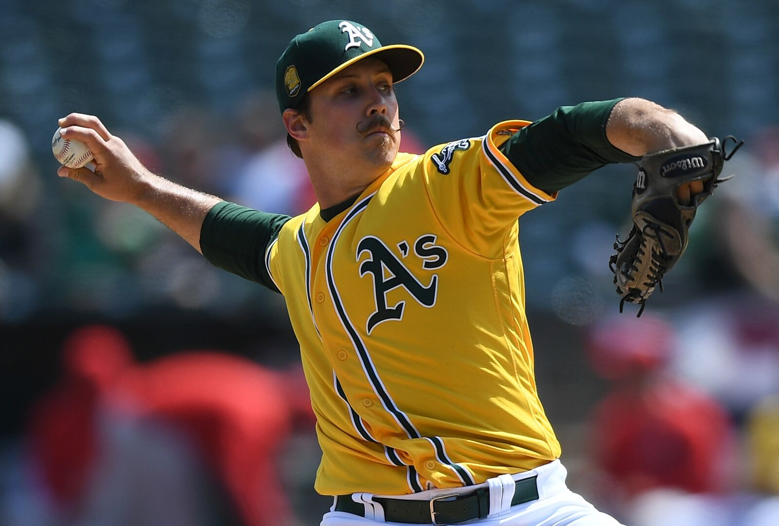 Oakland Athletics' offense hoping to bounce back Wednesday vs. Dodgers
