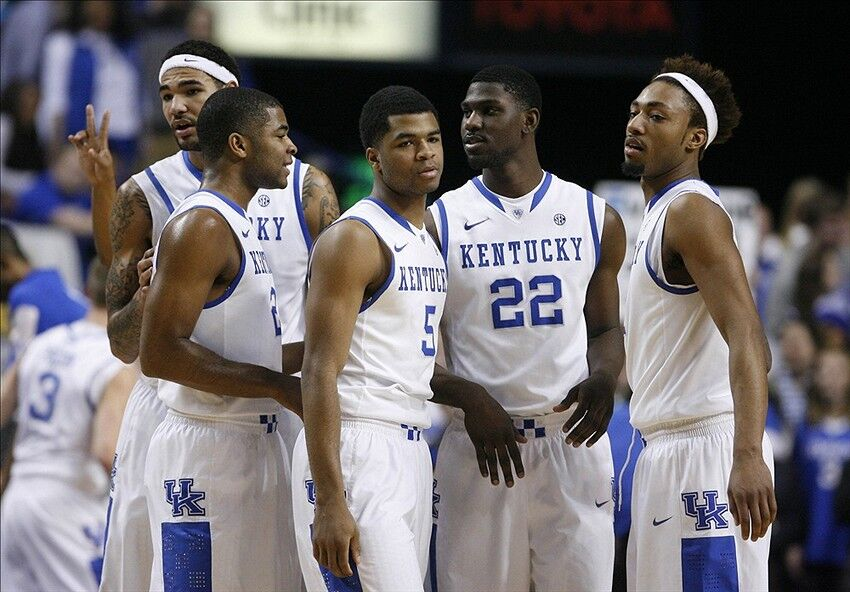 Calipari S Kentucky Wildcats Are Young Streaky And Loaded: History Not On Kentucky Wildcats Side