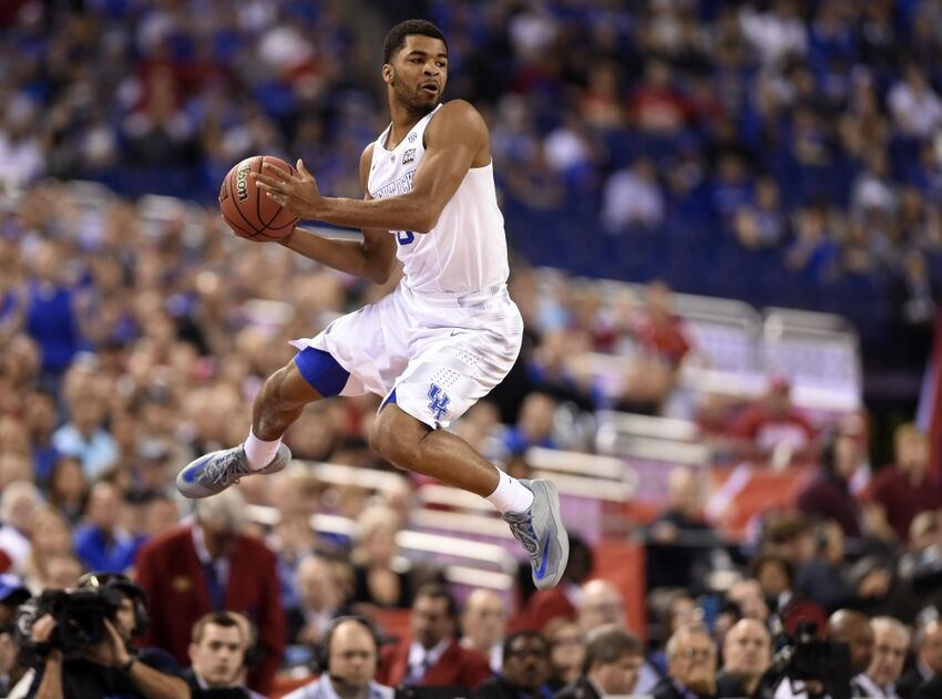 Kentucky Basketball Top 5 Point Guards Of The John: Andrew Harrison Update