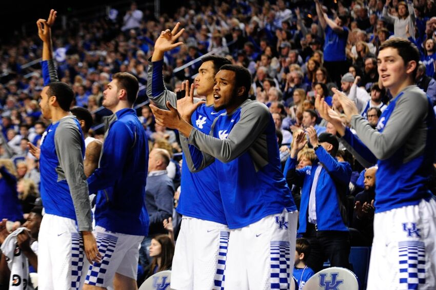 Kentucky Basketball Wildcats Have Found Their Groove: Kentucky Basketball: It's Time For The Gauntlet
